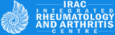 Integrated Rheumatology and Arthritis center- logo